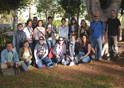 Curso iniciación a fotografía de naturaleza Mayo 2016