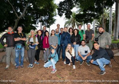 Curso iniciación a fotografía de naturaleza Mayo 2017