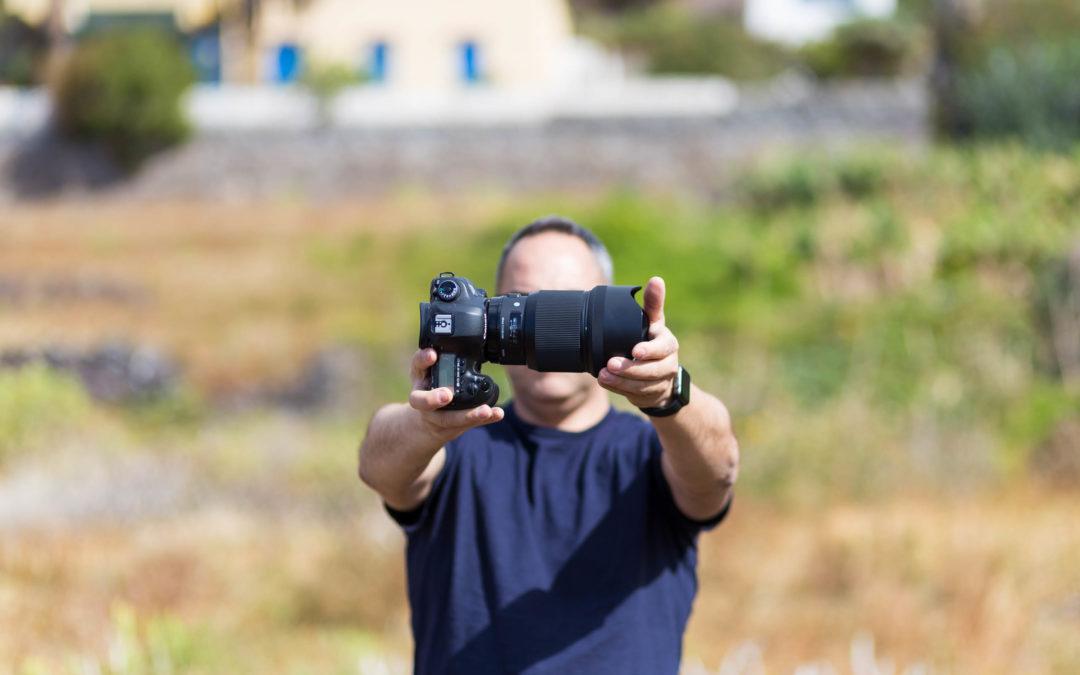 Prueba de campo del objetivo Sigma 85mm f/1.4 Art