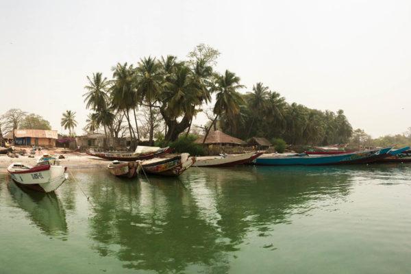 Fotografiando en la Isla de Karabane, Senegal