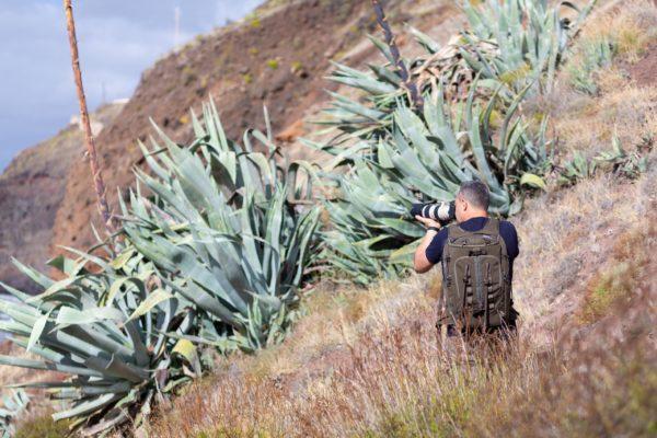 Mochila fotográfica Sedona Wanderlust de Vanguard
