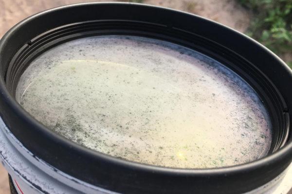 Condensación y humedad en ópticas fotográficas