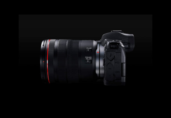 10 características que me gustan de la Canon EOS R