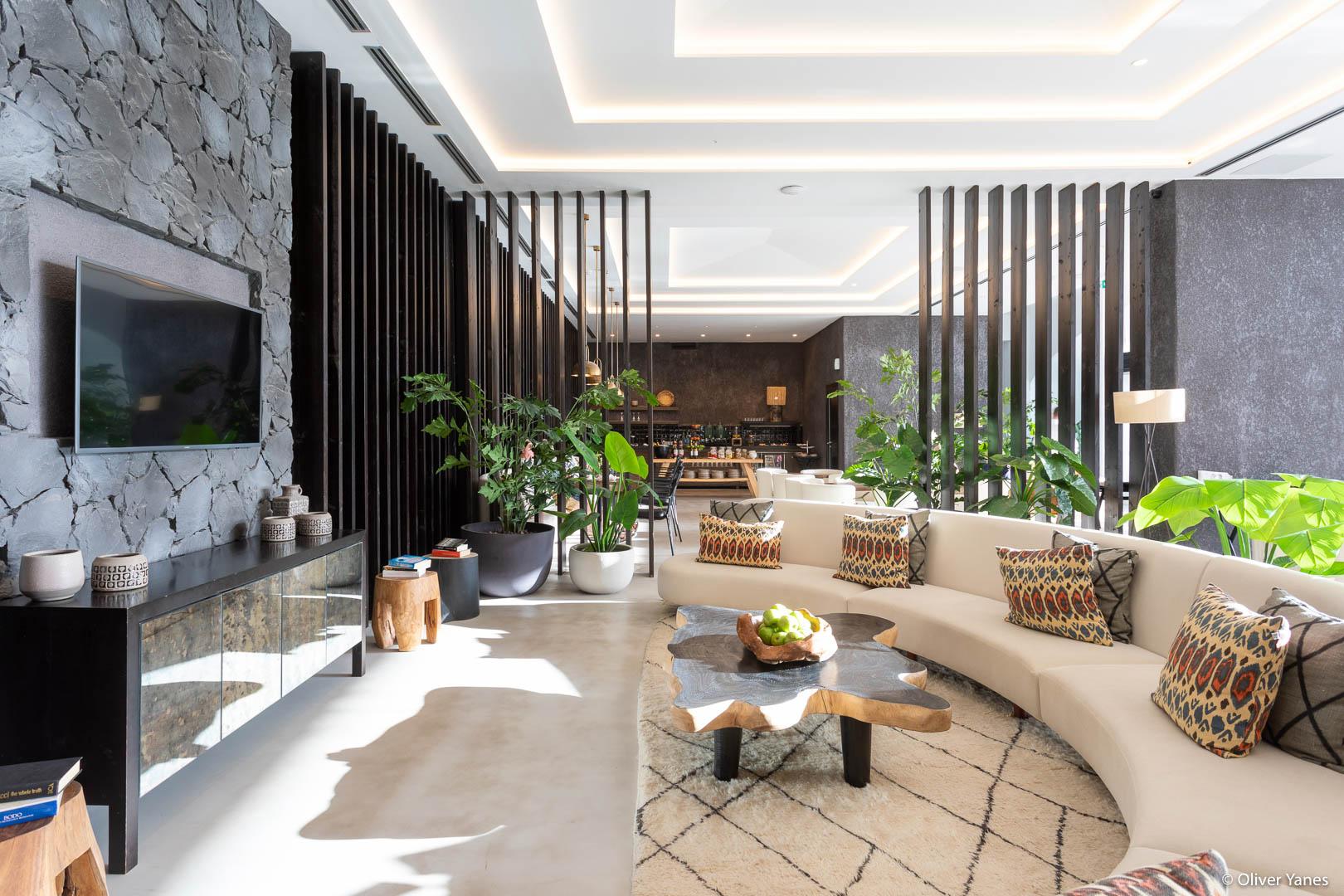Cafetería en Hotel Jardín Tropical