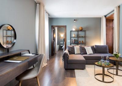 Habitación de diseño en La Laguna Gran Hotel
