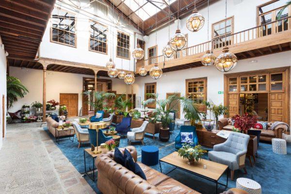 Reportaje fotográfico en La Laguna Gran Hotel