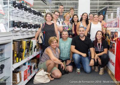 Curso Nivel iniciación Agosto 2016- Vanguard - Media Markt