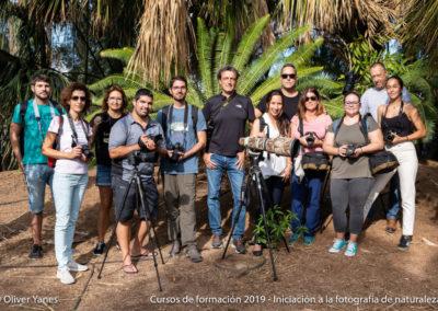 Curso iniciación a fotografía de naturaleza - Octubre 2019 - Naturajazz