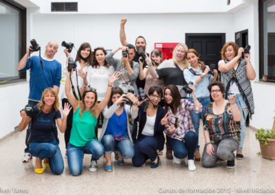 Curso Nivel medio 25 abril 2015