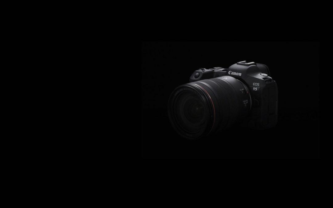La Canon EOS R5 cumple mi lista de deseos