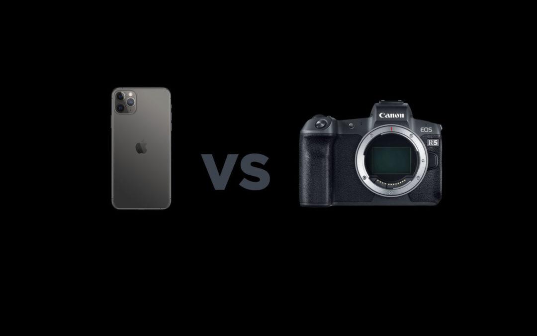 ¿Fotografía computacional en las cámaras profesionales?
