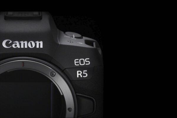 Las dudas de la Canon EOS R5